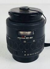 Pentax SMC Pentax-F 35-80mm F4-5.6 K Mount Lens W/ Original Packaging