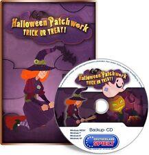 Halloween Patchwork - Trick or Treat! - PC - Windows XP / VISTA / 7 / 8 / 10