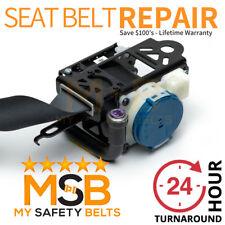Acura SLX Seat Belt Repair - Reset, Rebuild, Recharge Service
