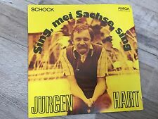 Sing mei Sachse sing - Jürgen Hart