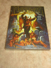Manowar - Hell on Earth Part IV DVD  2005, 2 Disc Set with Bonus CD NEW SEALED