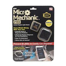 Micro Mechanic Pro - Instant Engine Light Check, Auto Diagnostic Scanner - ASOTV