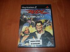 WORLD DESTRUCTION LEAGUE: WARJETZ PS2 (PAL ESPAÑA PRECINTADO)