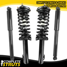 2005-2010 Jeep Grand Cherokee Front Quick Complete Struts & Rear Shock Absorbers