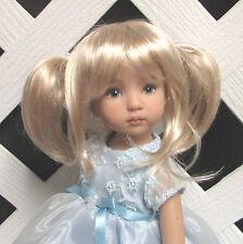 "Monique Doll Wig ""Lillie"" Size 6/7 - Milk color (Looks Champagne) NEW!"
