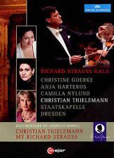 Richard Strauss Gala, New DVDs
