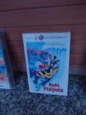 Hubi, der Pinguin, ein VHS Film