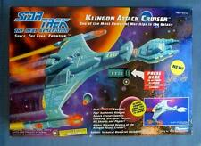 STAR TREK KLINGON ATTACK CRUISER SHIP PLAYMATES 1993 THE NEXT GENERATION