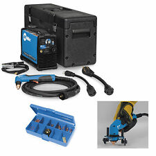 Miller Spectrum 625 X-Treme Plasma Cutter w/ 12ft Torch (907579) and Accessories