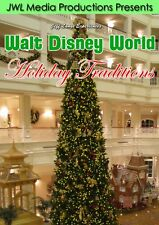 Walt Disney World Resorts Holiday Traditions Dvd - Christmas Decor & Gingerbread