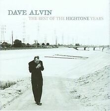 NEW Dave Alvin: The Best Of The Hightone Years (Audio CD)