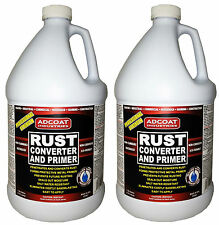 Rust Converter & Primer, 2 Gallon - One Step to Remove Rust and Prime Surface*