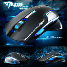 E-3LUE EMS601 2.4GHz Wireless LED Optical Gaming Mouse Adjustable 2500DPI
