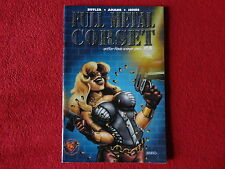 Full Metal Corset Another Blonde Avenger Comic #26 Rare Sexy Bad Girl Hot Cindy