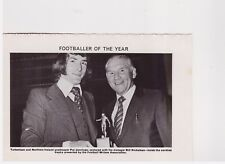 Player Pic from 1973-74 FOOTBALL Annual - Shankly LIVERPOOL + Jennings TOTTENHAM