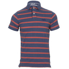 Superdry Polo Striped Casual Shirts & Tops for Men