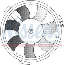 Engine Cooling Fan-GAS, C5 Front Nissens 85547
