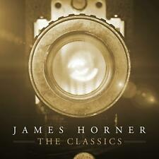 James Horner - The Classics (Titanic Avatar) [CD] Sent Sameday*