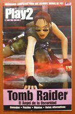 Guía Tomb Raider: El Ángel de la Oscuridad (PS2, PC) consejos, puzzles, objetos
