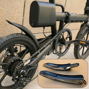 1 Pair Bicycle Fenders Universal Accessories Electric Scooter Equipment