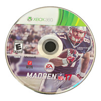 Madden NFL 17 Disc Only Xbox 360 Game