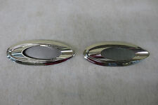 1950's 60's Chevy GM Ford Pontiac Mercury Exhaust Ports Accessory Cruiser Skirts