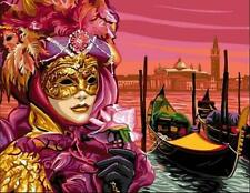 Royal Paris Tapestry/Needlepoint Canvas - Venice