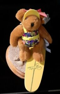 Annette Funicello Collectible Bear Dede is the first from Beach Party collection
