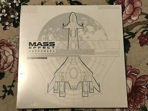 Mass Effect Andromeda Vinyl Record 3XLP Color Vinyl