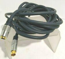 cavo cable Cavo Super Video 5mt  S-VHS-MD-4 Maschio/FEMMINA