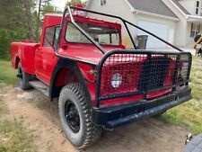 m715 kaiser jeep.   Runs, drives, needs some TLC. Original drivetrain. 17,xxx or