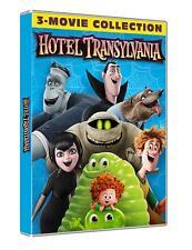 HOTEL TRANSYLVANIA COLLECTION  3 DVD  COFANETTO