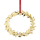 Georg Jensen Gold Plated Christmas Mobile 2017 - Magnolia Wreath