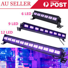 AU 6/9/12LED UV Stage Light Wall Washer Lamp for Disco DJ KTV Club Party Showing