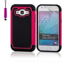 Cover e custodie rosa modello Per Samsung Galaxy J3 in silicone/gel/gomma per cellulari e palmari