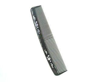 LONG 200mm PROFESSIONAL SALON DRESSING COMB Hair Styling Gents Female Black