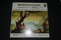 Mendelssohn - Symphony No. 3 - Scotch Ecossaise Op. 56 - FAST SHIPPING!!