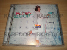 Whitney The Greatest Hits by Whitney Houston (2CD, 2000, BMG) MADE IN ARGENTINA