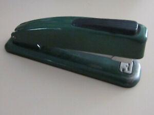 velos windsor mark II 2 stapler circa 1940's vintage WWII WW2 rare made England
