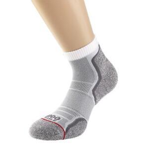 1000 Mile Run Anklet Sock Mens (2 Pack)