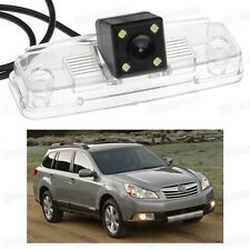 New CCD Rear View Camera Reverse Backup Parking for Subaru Outback 2010-2014