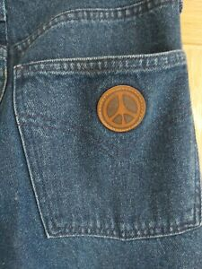 Moschino Jeans Mens/unisex Size 32L Vintage CND Funky Classic Casual