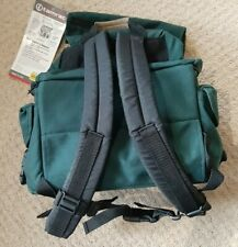Tamrac Photographer's Daypack 750 Green Camera Bag  - NEW WITH TAGS