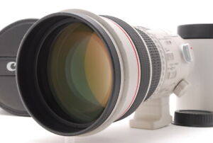 """Near Mint"" Canon EF 300mm F/2.8 L USM Telephoto AF Lens w/ Case From Japan D614"