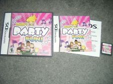 Mimi's Party Fun (Nintendo DS) Lite Dsi xl 2ds 3ds XL JOIN THE PARTY
