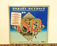 Dorati ● Detroit Symphony Orchestra ● Tchaikovsky – 1812 Overture, LP 1978 MINT