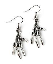 Skeleton Hands Earrings - Accessories - Women's Jewelry - Handmade - Gift Box