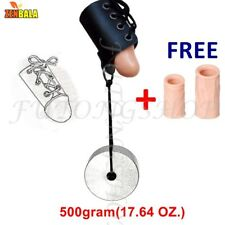 ZENBALA Penis Stretcher Extender Metal Ball Belt Hanger Male Enlarger 500g  CA