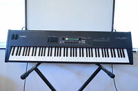 Yamaha S80 MUSIC SYNTHERSIZER 88 Weighted Keys MIDI PLG Board cs6x
