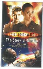 Doctor Who The Story Of Martha BBC 2008 First Edition Tenth Doctor Novel Good